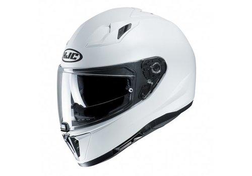 HJC I-70 Matt White Helmet