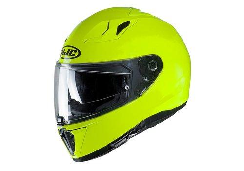 HJC I-70 Green Fluo Helmet