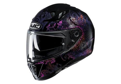 HJC I-70 Varok MC-8 Helmet