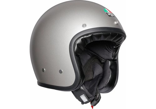 AGV X70 Helm Matt HellGrau