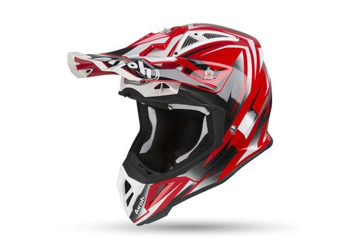 Airoh Aviator 2.3 AMSS FAME Red gloss Helm