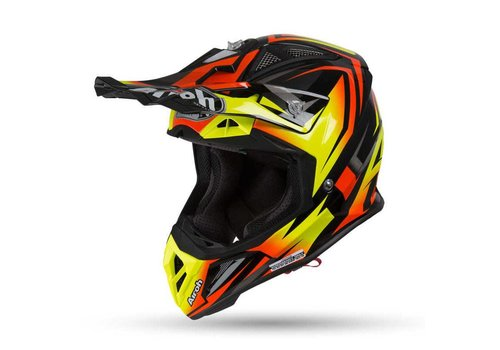 Airoh Aviator 2.3 AMSS FAME Orange matt Helmet