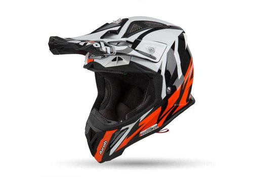 Airoh Aviator 2.3 AMSS GREAT Orange gloss Helmet