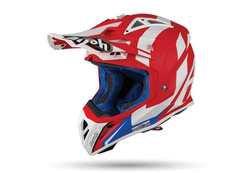 Airoh Aviator 2.3 AMSS BIGGER Red matt Helmet