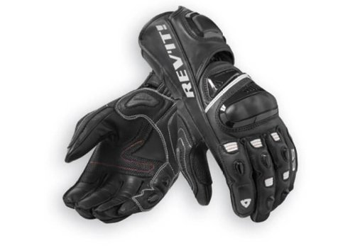Revit Jerez 3 Handschuhe Schwarz Weiß