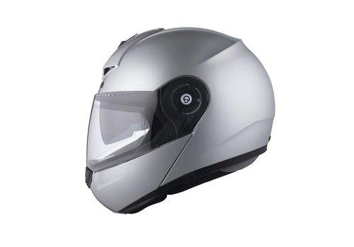 Schuberth C3 Pro Helm Silber