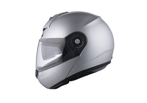 Schuberth C3 Pro Helmet Silver