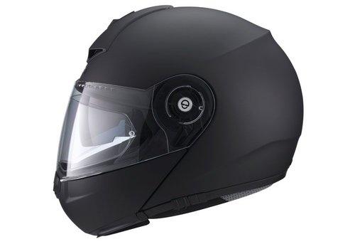 Schuberth C3 Pro Helm Matt Schwarz