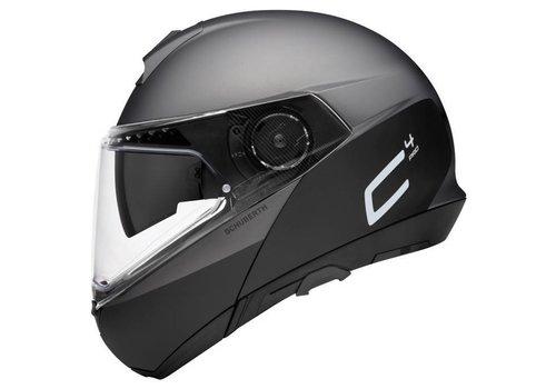 Schuberth C4 Pro Swipe Helm Grijs