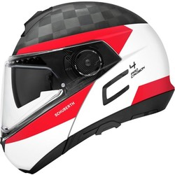 8a7f5ef7 Schuberth Buy Schuberth C4 Pro Delta Carbon Helmet White?+ Free Additional  Visor!
