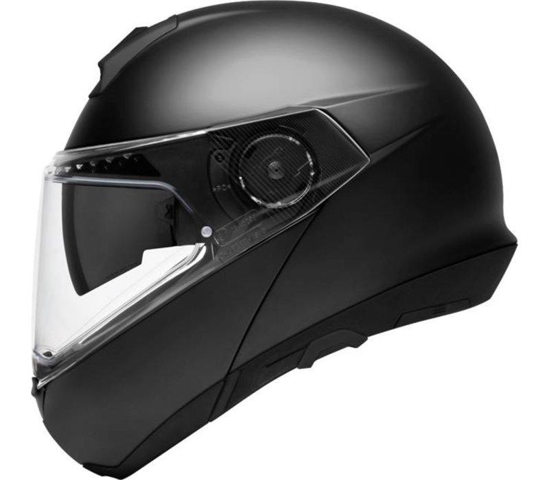 Schuberth C4 Pro Helmet Matt Black + 50% discount Extra Visor!