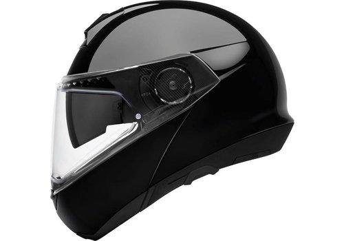 Schuberth C4 Pro Helm Glanzend Zwart