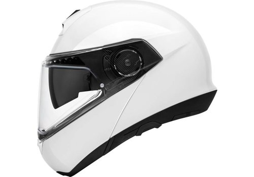 Schuberth C4 Pro Casco Bianco lucido