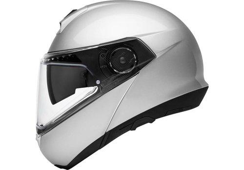 Schuberth C4 Pro Helm Silber