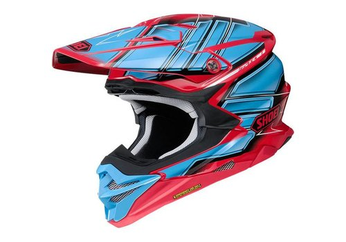 Shoei VFX-WR Glaive TC-1 Helm