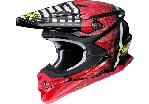 Shoei VFX-WR Blazon TC-1 Helm