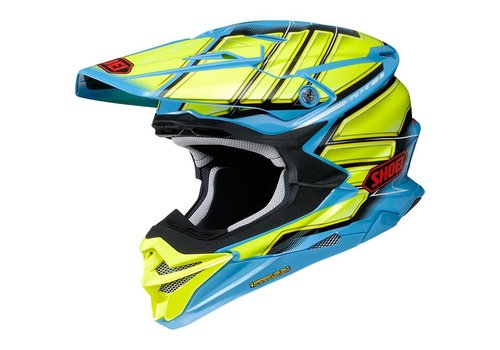 Shoei VFX-WR Glaive TC-2 Helm