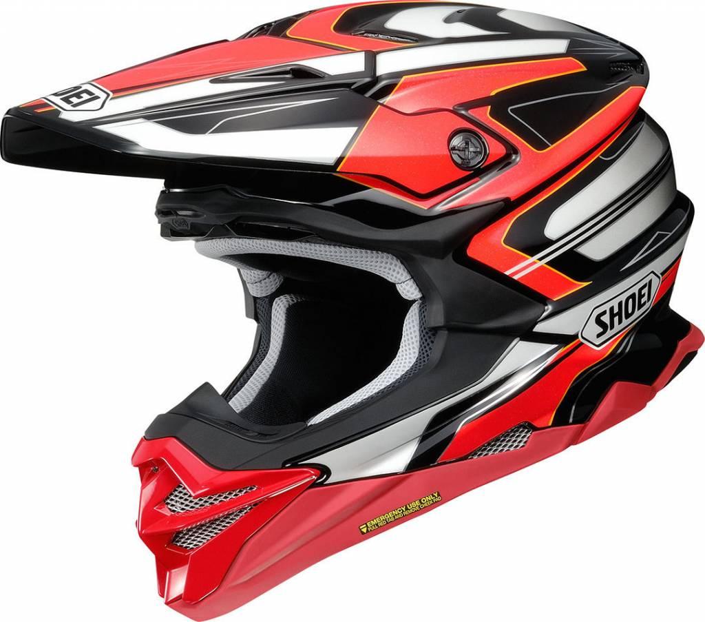 Buy Shoei Vfx Wr Brayton Tc 1 Helmet Free Shipping 100 Champion