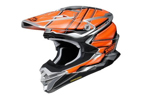 Shoei VFX-WR Glaive TC-8 Helm