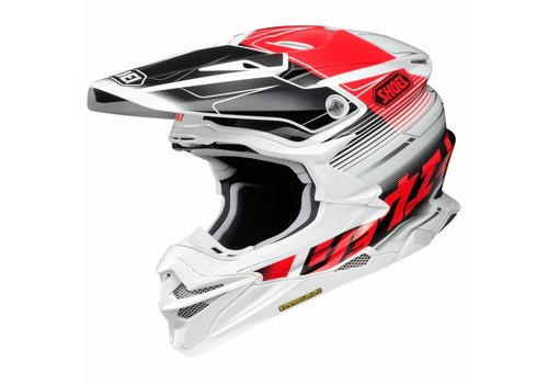 Shoei VFX-WR Zinger TC-1Helm