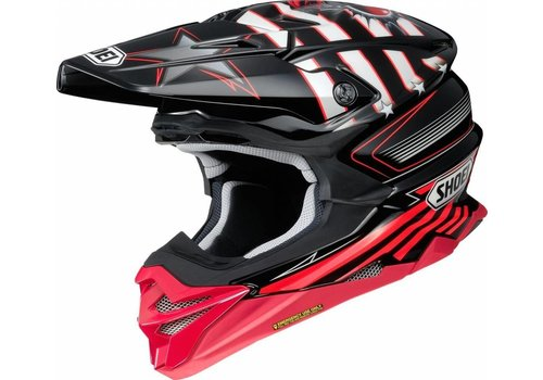 Shoei VFX-WR Grant 3 TC-1 Helm
