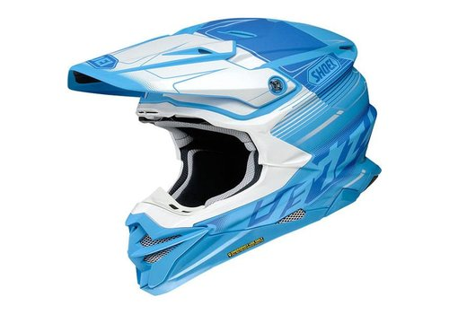 Shoei VFX-WR Zinger TC-2 Helm