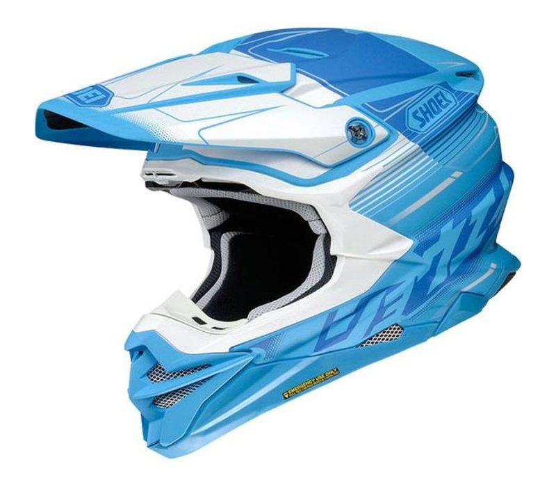 Buy Shoei Vfx Wr Zinger Tc 2 Helmet Free Shipping 100 Champion