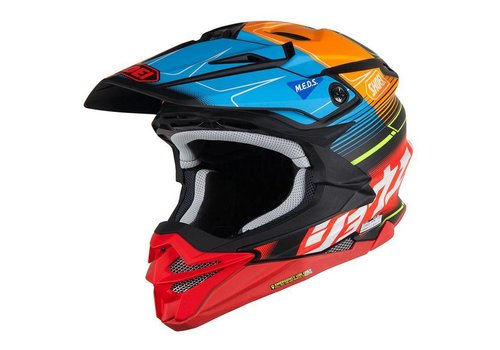 Shoei VFX-WR Zinger TC-10 Helm