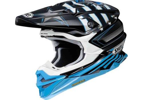 Shoei VFX-WR Grant 3 TC-2 Helm