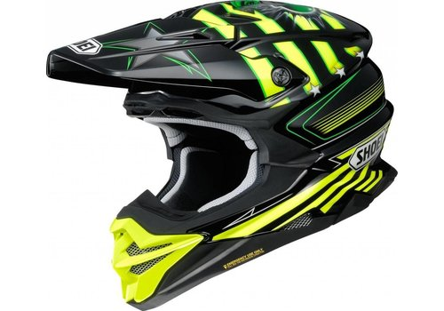 Shoei VFX-WR Grant 3 TC-3 Helm