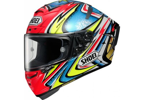 Shoei X-Spirit III Daijiro TC-1 Helm