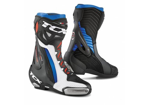 TCX RT-RACE PRO AIR Boots White Black Blue
