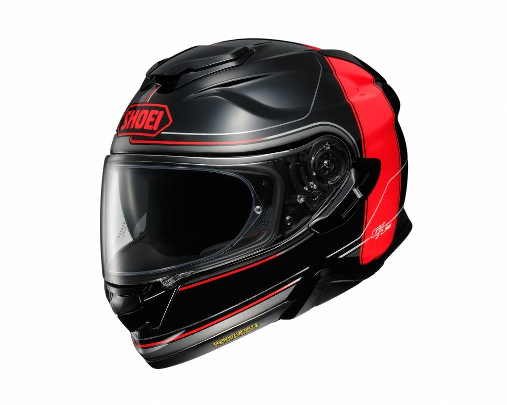 Shoei Gt Air >> Buy Shoei Gt Air Crossbar Tc 1 And Get A Free Additional Visor