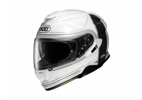 Shoei GT-AIR 2 Crossbar Bianco Nero Casco