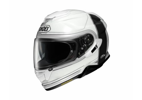 Shoei GT-AIR 2 Crossbar Wit Zwart Helm