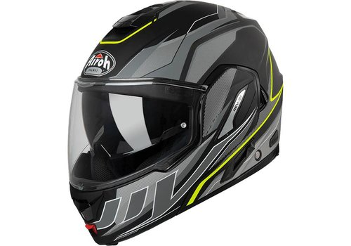 Airoh Rev 19 Revolution Antraciet Mat Helm