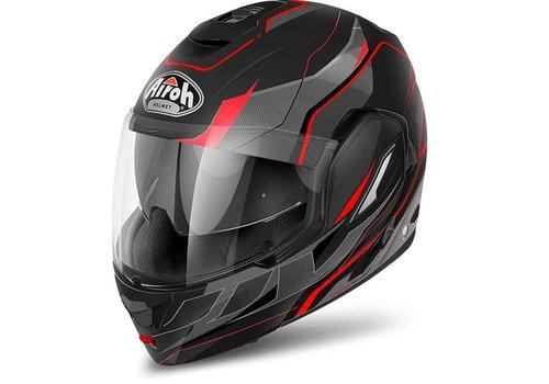 Airoh Rev 19 Revolution Mattschwarz Helm