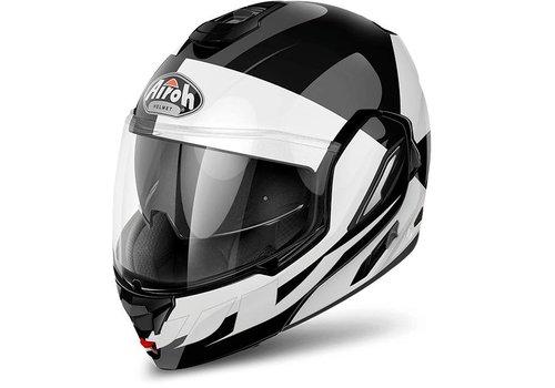 Airoh Rev 19 Fusion White Gloss Helmet