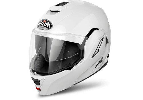 Airoh Rev 19  White Gloss Helmet