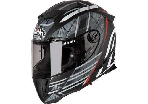 Airoh GP 500 Drift Helm Mattschwarz