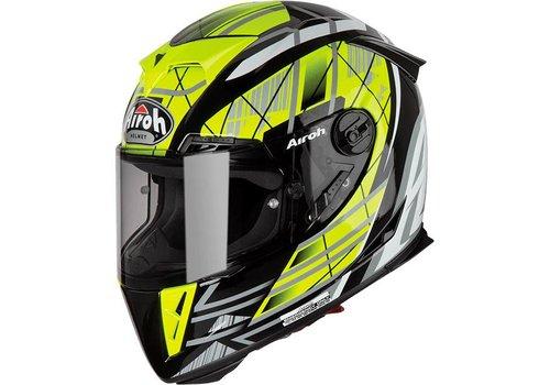 Airoh GP 500 Drift Gelb Glanz Helm