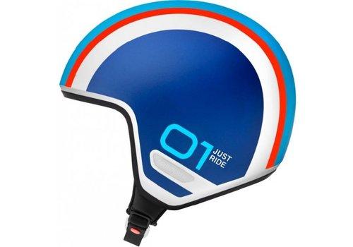 Schuberth O1 Inline Helm Blauw Zilver