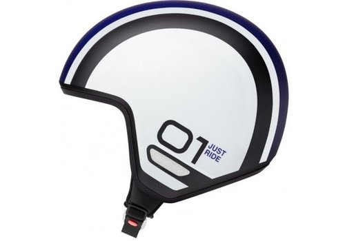 Schuberth O1 Inline Helmet White Black