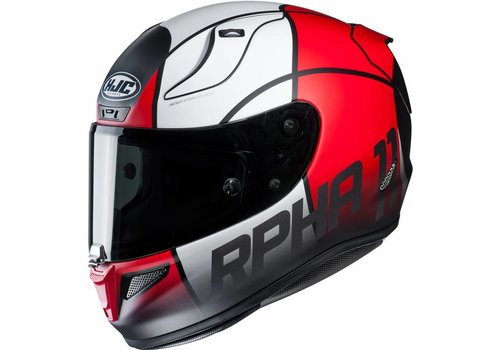 HJC RPHA 11 Quintain Helm MC-1
