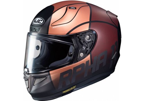 HJC RPHA 11 Quintain Helmet MC-9