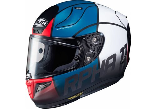 HJC RPHA 11 Quintain Helm MC-21
