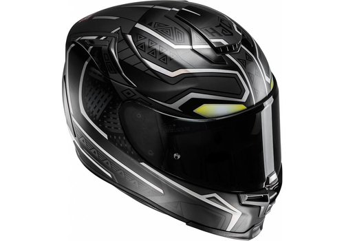 HJC RPHA 70 Nero Panther Marvel Casco