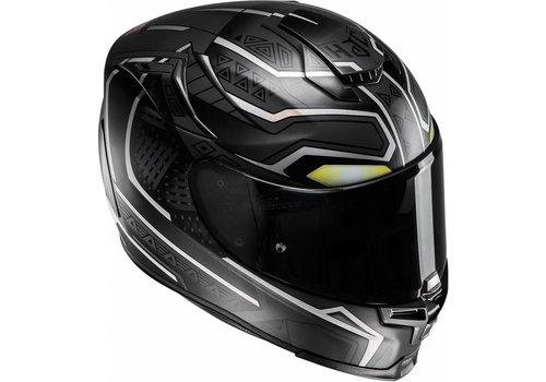 HJC RPHA 70 Zwart Panther Marvel Helm