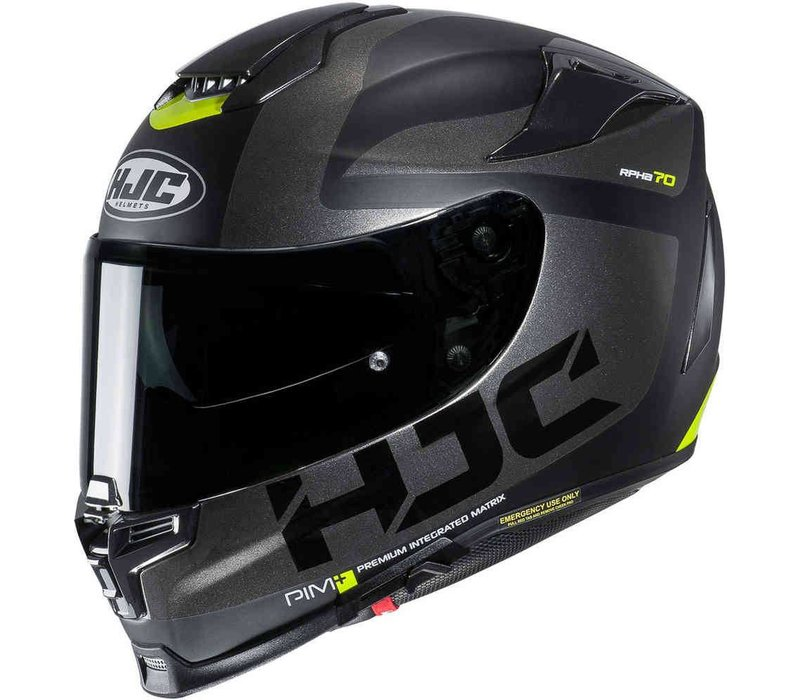 Buy HJC RPHA 70 Balius Grey Helmet? Free Shipping!