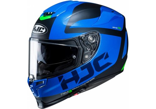 HJC RPHA 70 Balius Blue Helmet